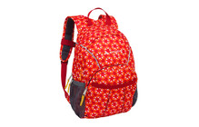 Vaude Minnie 4,5 red/mandarine print